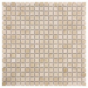 TRAVERTINE WHITE 15 DUNIN...