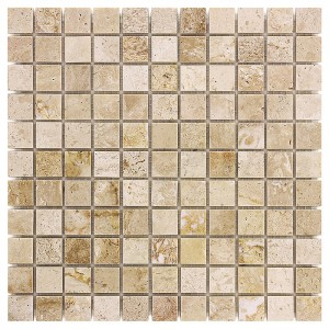 TRAVERTINE CREAM 25 DUNIN...