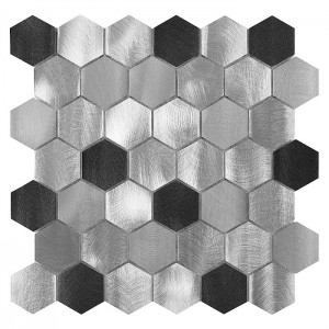 ALLUMI GREY HEXAGON MIX 48...