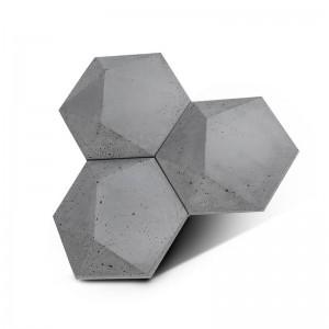 HEXY DIAMOND MEDIUM GRAY...